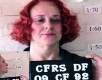 La mujer cumplió una pena de 30 años en el área psiquiátrica del penal de Tepepan, en la Ciudad de México.