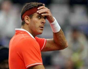 El argentino perdió en primera ronda del Masters 1000 ante el serbio Laslo Djere. Foto: Archivo/AFP
