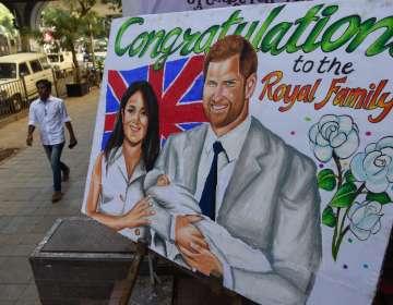 El bebé de Meghan y Harry nació en un hospital privado de Londres. Foto: AFP
