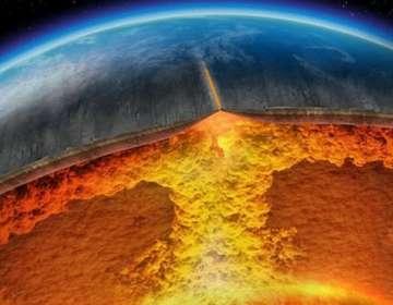 El volcán sobre el que se encuentra Bermudas surgió desde el llamado el manto de transición de la Tierra.