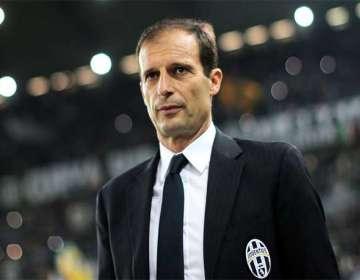 Massimiliano Allegri, ahora exentrenador de la Juventus.