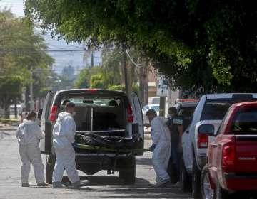 Las partes también estaban colocadas en dos contenedores en Guadalajara. Foto tomada de excelsior.com.mx