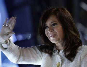 ARGENTINA.- La expresidenta y actual senadora hizo el anuncio de su postulación en un video en redes. Foto: AFP