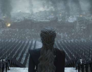 Los mayores reproches se centraron en el personaje de la reina Danaerys. Foto: Captura