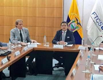 Ahora, Pablo Celi funge como presidente de la Función de Transparencia. Foto: @CPCCS