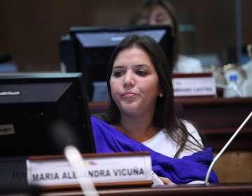 ECUADOR.- Juez Iván Saquicela llamó a juicio a la exvicepresidenta por el delito de concusión. Foto: Archivo
