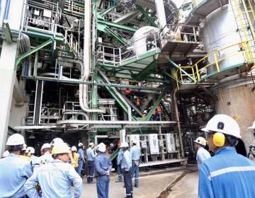 Anuncio lo hizo el ministro de Energía Carlos Pérez García. Foto: Archivo