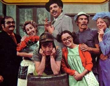"""Los personajes del """"Chavo del 8″ si fueran niños."""