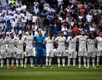 El equipo español asegura que nunca le negaron al Tottenham el uso de sus instalaciones. Foto: PIERRE-PHILIPPE MARCOU / AFP
