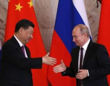 """Xi asegura que Putin es su """"mejor amigo"""". GETTY IMAGES"""