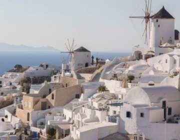 Los techos y paredes blancas han sido una imagen típica durante siglos. Foto: Getty Images