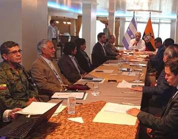 GUAYAQUIL, Ecuador.- Presidente Lenín Moreno informó la reclasificación de las personas privadas de la libertad. Foto: Twitter