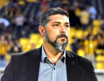 Leonardo Ramos, entrenador de Barcelona SC.