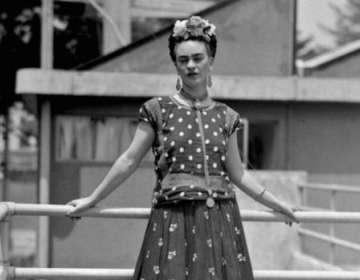 Así se escucha la que podría ser la voz de Frida Kahlo. Foto: AP
