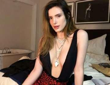 Bella Thorne publica fotos íntimas para acabar con chantaje. Foto:IG