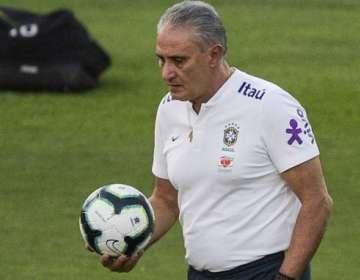 Tite, entrenador de la Verdeamarela.