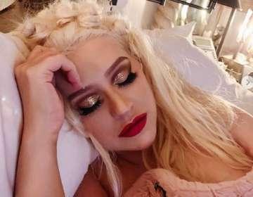Cómo luce Christina Aguilera, tras bajar 20 kilos. Foto: IG