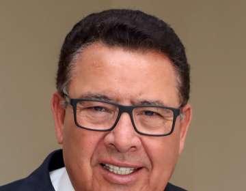 Ministro de Defensa peruano muere de infarto al abordar helicóptero. Foto: AFP