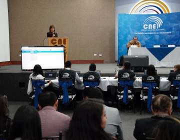 Foto: Referencial/CNE