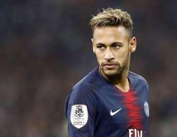 Neymar fichó por el Paris Saint Germain en 2017.