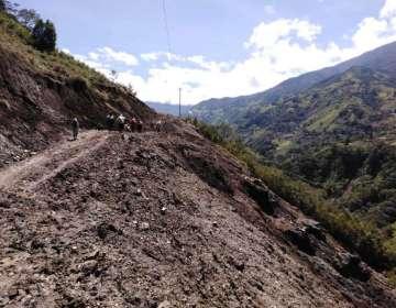 Lluvias en Baños y Patate continuarán en las próximas 72 horas. Foto: César Velasteguí
