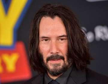 Keanu Reeves rompió el silencio sobre Angelina Jolie. Foto: IG
