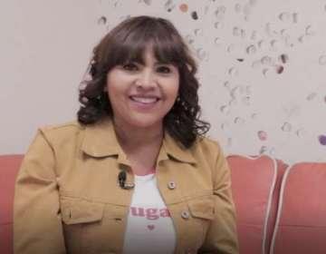 GUAYAQUIL.- La actriz también interpreta a Nachita, hija de Yoco, en la serie. Foto: Captura de video