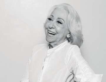 'Mercedes' tiene 90 años y es la primera dama del teatro en Brasil. Foto: IG