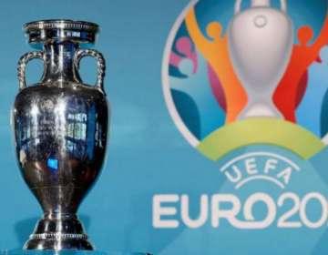 Trofeo de la Eurocopa.