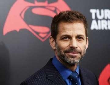 Zack Snyder creará para Netflix una serie de anime. Foto: AFP