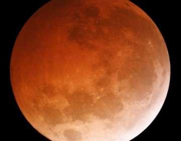 Este será el último eclipse lunar del año.