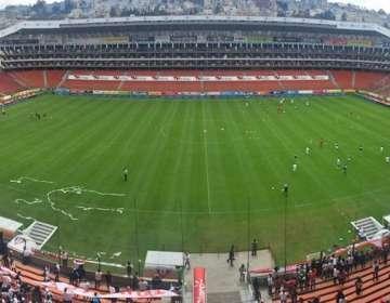 María Paula Romo solicitó al club que no dejen entrar a esos aficionados al estadio. Foto: Archivo