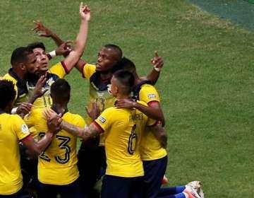 Ecuador consiguió un punto en la Copa América.