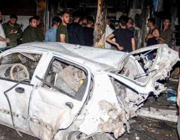 Al menos 38 muertos en bombardeos rusos en Siria. Foto: AFP