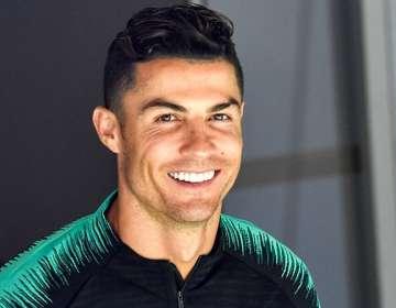 Cristiano Ronaldo, jugador de Portugal y la Juventus.
