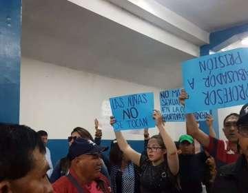 Denuncian abuso sexual a niñas por parte de instructor deportivo en Quito. Foto: @LaPeriodicanet