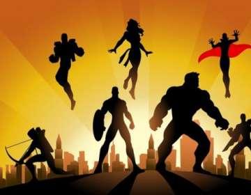 ¿Cuáles héroes mitológicos están detrás de los modernos?