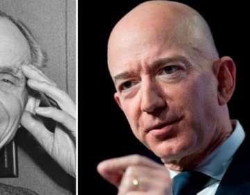 Ford y Bezos han dominado el mundo de los negocios en sus respectivas épocas.