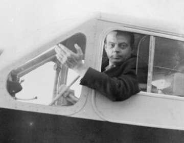 """El autor de """"El principito"""", Antoine de Saint-Exupéry, desapareció en 1944 y por cinco décadas no hubo pistas de él."""
