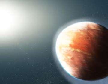 Es la primera vez que se detecta un planeta tan caliente que sus metales pesados se evaporan y escapan hacia el espacio.