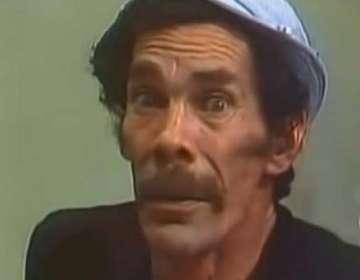 """Una íntima foto de """"Don Ramón"""" sonriendo en el hospital."""