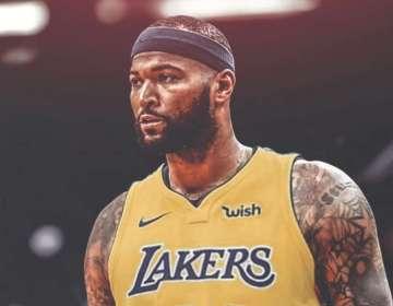 DeMarcus Cousins, pívot de la NBA.