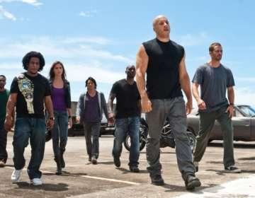 'Rápidos y Furios 5' entre las películas de este fin de semana.