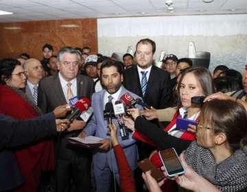 QUITO, Ecuador.- El Gobierno entregó a la Asamblea su propuesta, para modernizar la ley vigente desde 1974. Foto: Presidencia