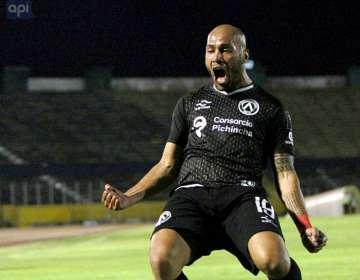 Los 'cebollitas' golearon 3-0 a Guayaquil City. en el estadio Olímpico Atahualpa. Foto: API