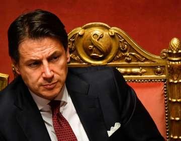 Conte anuncia que dimitirá como primer ministro de Italia. Foto: IG