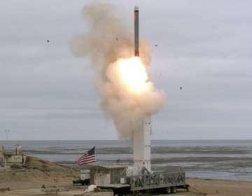 Estados Unidos no había lanzando un misil de este tipo por tierra desde hace más de tres décadas.