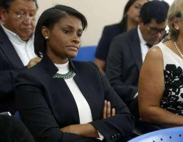 Diana Salazar, fiscal general del Estado. Foto: API.