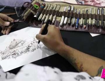 La historieta ecuatoriana se realzó durante la Feria Internacional del Libro 2018