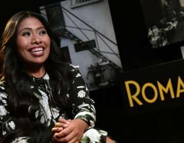 """Naciente estrella de mexicana """"Roma"""" celebra raíces indígenas"""